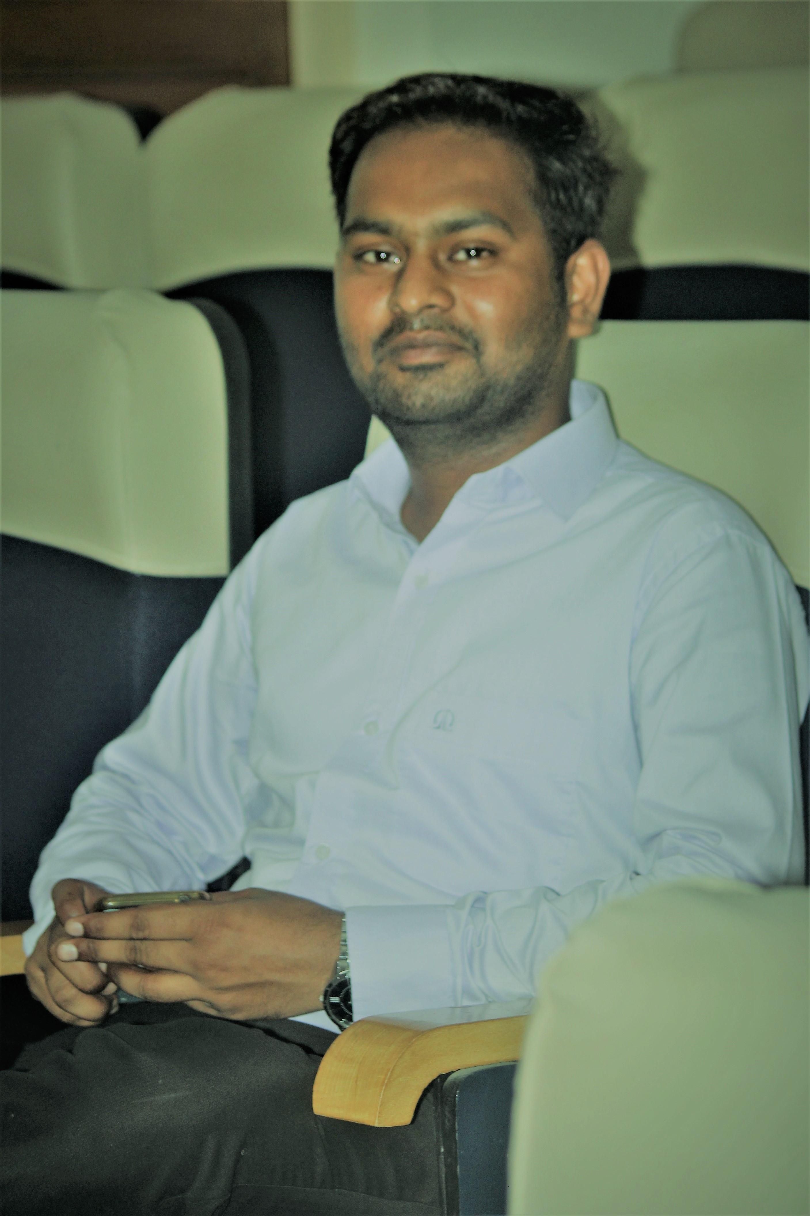 Nikhil Sunil Ghate